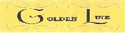 logo golden line